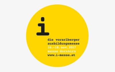 """""""i"""" – die neue Vorarlberger Ausbildungsmesse"""